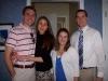 Ryan, Anna, Meghan and Ben