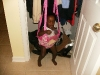 Eden in her jumper