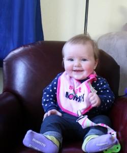 Sarah 4 months