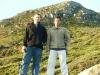 Ben and Darius at Monkey Valley