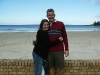 Ben and Meghan in Camps Bay