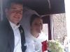 Carriage Ride to Reception